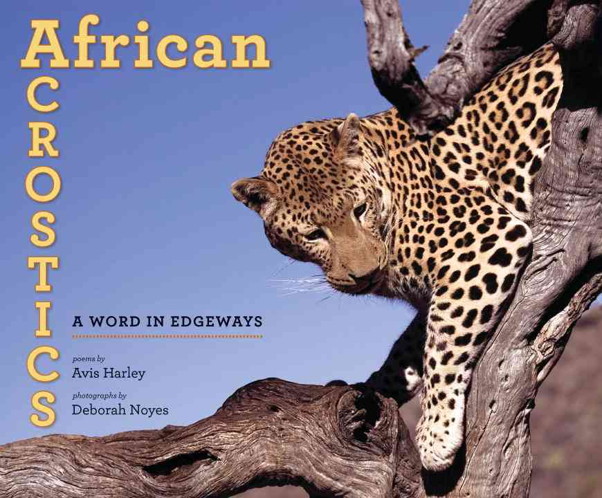 African Acrostics By Harley, Avis/ Noyes, Deborah (PHT)
